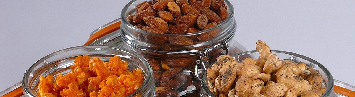 Jars of Snacks